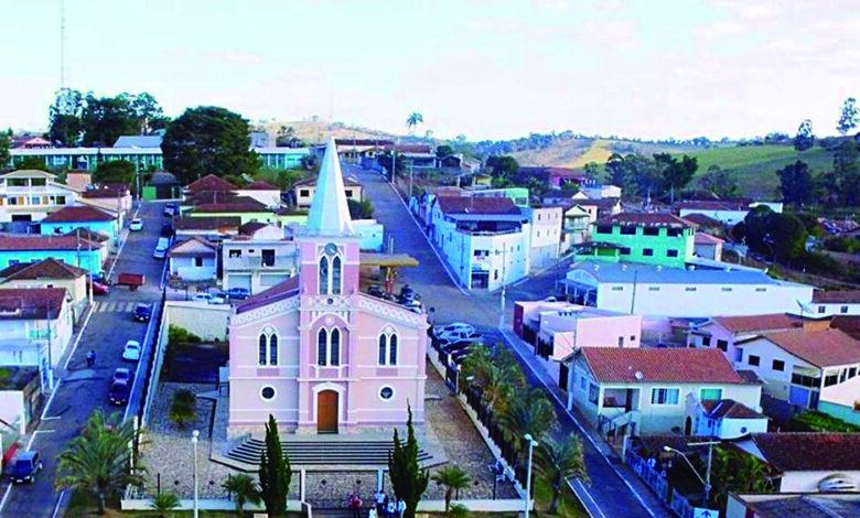 Área central da cidade. (Foto extraída do site https://www.cordislandia.mg.gov.br)